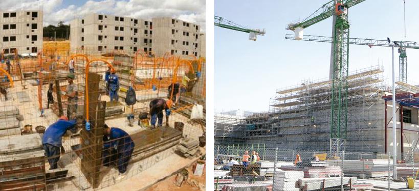 Construção / Elevação