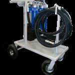 Unidades projetadas para todo tipo de fluído e pressão do sistema.